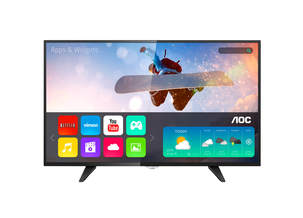 """Smart TV AOC 43"""""""
