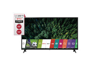LG TV 49 UHD SMART UK6200