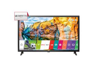 "LG TV 32"" LED HD SMART"