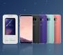 Samsung Galaxy S8 Plus + cover y lámina