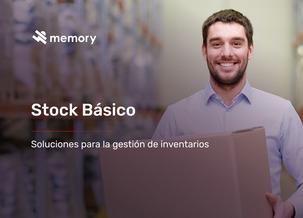 Memory Stock Básico