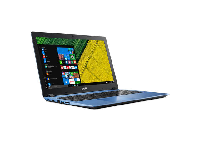 Notebook Acer A315-31-c3ua Dual Core W10h Blue