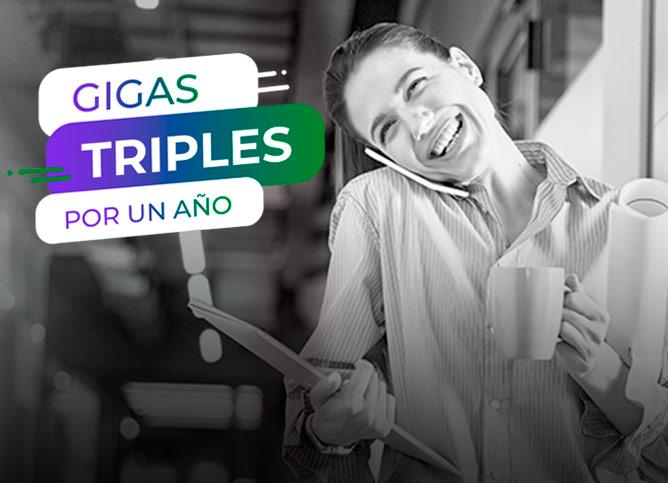 GIGAS Triples