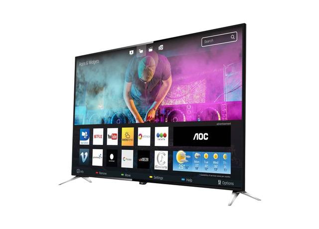 "Smart TV 4K AOC LED 55"""