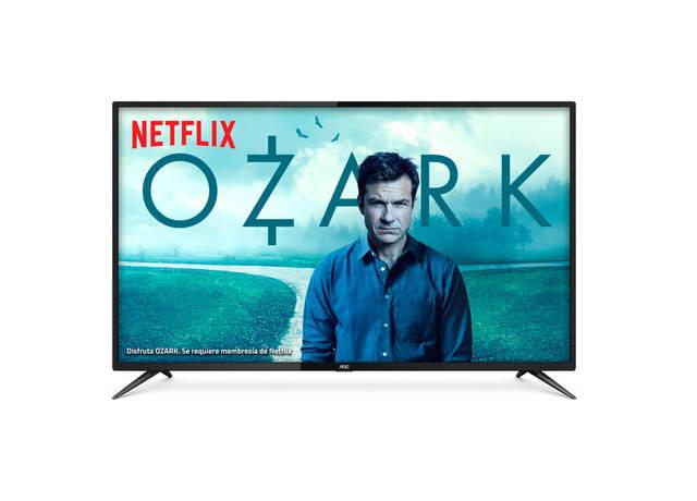 "Smart TV 4K AOC 50"" Ultra HD"