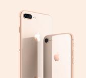 iPhone 8 y 8+ Apple