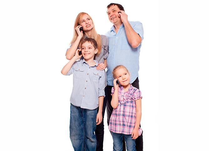 Familia sin límite LTE