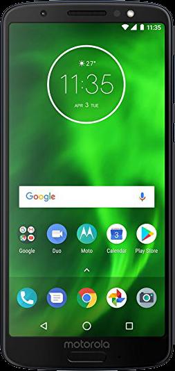 MotorolaMOTO g6