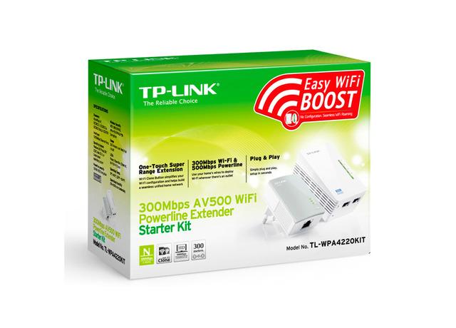Extensor WiFi Tp-Link4220kit