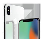 iPhone X  - 256 GB con plan $1.590 sin límite