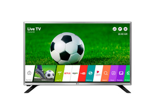 LG TV 32 Led HD Smart 32LJ550B