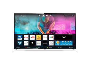 "Smart TV 4K AOC LED 50"""