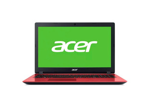 Notebook Acer A315-51-591b-es Core I5 W10h Red