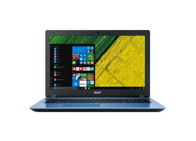Notebook Acer A315-51-53xn Core I5 W10h Blue