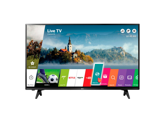 LG TV 43 LED FHD Smart 43LJ5500