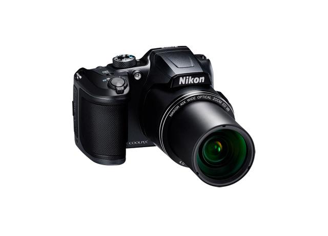 Cámara Nikon B500