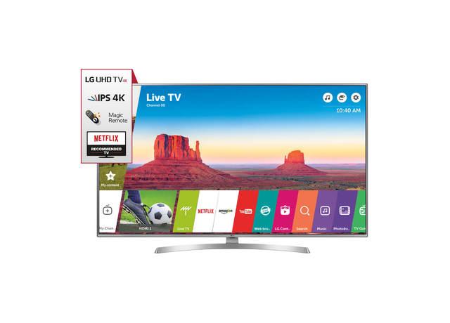 """LG TV 55"""" LED UHD SMART"""